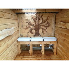 Disabled Access Compost Toilet Block - Composting Toilets - Furniture