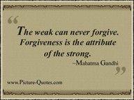 Forgiveness...try it <3