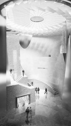 Museum of Bavarian History Designed by Hans Hollein & Partner