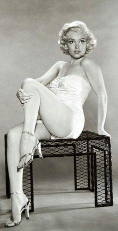 Marilyn, photo by Nick de Morgoli