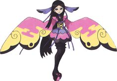 Valerie From Pokemon X and Y