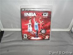 NBA 2K13 (Sony Playstation 3, 2012)