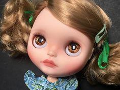 Edith my latest Blythe custom | Belen de la Morena (BelBly) | Flickr
