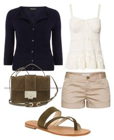 """Elena"" by lilylilac ❤ liked on Polyvore featuring Talula, Dorothy Perkins, Denim & Supply by Ralph Lauren, Fabio Rusconi, Jimmy Choo, women's clothing, women, female, woman and misses"