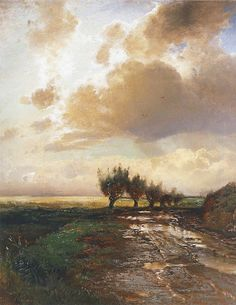 Country Road (1873), Alexei Savrasov