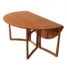 20-59 dining table by Peter Hvidt for France & Son, 1960s