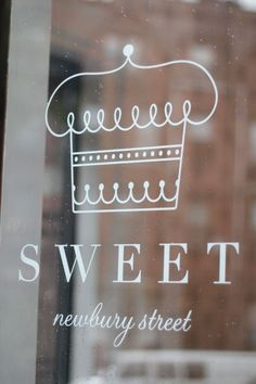 Sweet Bakery my fave cupcake parlor. Best place ever!