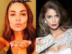 Miss Universe Contestants Without Makeup Are Confidently Beautiful.Please check the website for more details