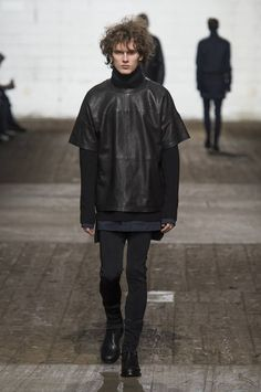 Male Fashion Trends: Diesel Black Gold Fall/Winter 2016/17 - Milán Fashion Week