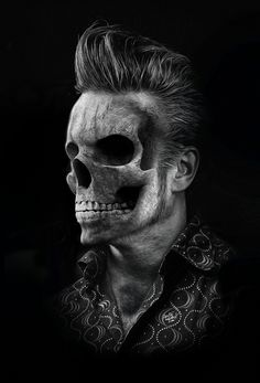 FANTASMAGORIK® ROCK'N SKULL by obery nicolas, via Behance