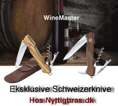 Victorinox Wine Master 2017 Sofistikerede og yderst elegante vinoplukkere og proptrækkere fra legendariske Victorinox til alle vinelskere og picnicentusiaster! Kig forbi Nyttigbras.dk #danmark #Copenhagen #Jylland #Fyn #DK #aarhus #Jul #Denmark #victorinoxswissarmy