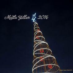 Yeni yılda sağlık, mutluluk ve en çok da barış diliyorum...