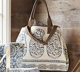 Love that design!  Lori Paisley Ultimate Tote Bag | Pottery Barn