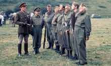 Haha - Is The Watch just a movie version of Dad's Army?