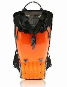 1324116ac6 Boblbee Megalopolis Sport Hardshell Backpack - Signal OrangeFrom  Boblbe-e  Price   249.99 Availability