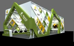 Area: Render scene with and Vray Exhibition Stall Design, Exhibition Display, Exhibition Space, Exhibition Stands, Exhibit Design, Kiosk Design, Display Design, Retail Design, Concert Stage Design