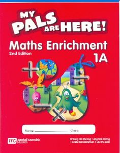 Workbook my pals 1a here pdf maths are