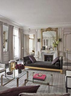 Parisian Chic #StylishLounge