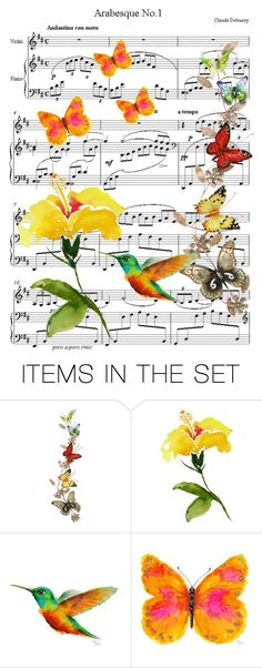 """Music and art"" by nfc-spring-phillip ❤ liked on Polyvore featuring art"