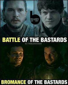 Bromance of the Bastards