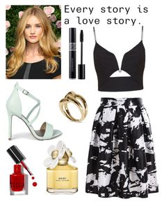 """""""Untitled #248"""" by love123456789101112 ❤ liked on Polyvore featuring Zimmermann, Boohoo, Bobbi Brown Cosmetics, Michael Kors and Marc Jacobs"""