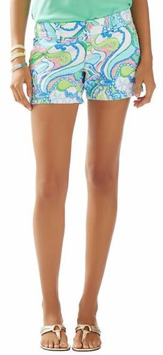 Lilly Pulitzer Callahan Short in Conch Republic Spring Summer Fashion, Spring Outfits, Spring Clothes, Summer 2015, Lilly Pulitzer Prints, Lily Pulitzer, Cute Fashion, Teen Fashion, Preppy Style