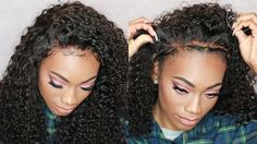 HOW TO: REALISTIC GLUELESS LACE FRONTAL WIG INSTALLATION | MAXGLAM BRAZI...