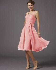 Bridesmaid Dress-rosepetal $49.99