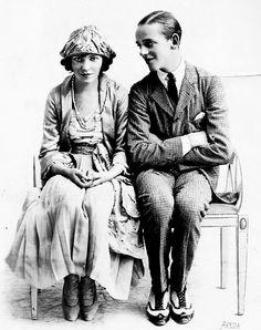 Freddie and Dellie, Scarce 1919(X)