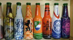 Special Bottles Heineken - Part. 7