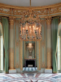 Pavillon Français, Versailles