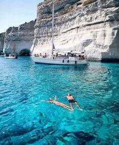 Milos, Greece.