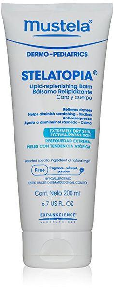 Mustela Stelatopia Moisturizing Emollient Balm for Eczema-Prone Skin, 6.7 oz. Review