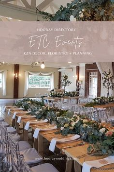 ETC Events was started in 2007 by Debbie Montague who has been involved in Wedding and Event Planning for 20 years in and around the country. She is passionate about Weddings and says 'there is nothing as beautiful as a stress-free, glowing bride on her Wedding day'. #hooraydirectory #weddings #southafricanweddings #southafricanbrides #planningmywedding #hoorayweddings