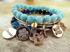 Bold colours and delicate charms- perfect for spring/summer 2015 Body Adornment, Bold Colors, Colours, All That Glitters, Spring Summer 2015, Finding Yourself, Delicate, Charmed, Bracelets