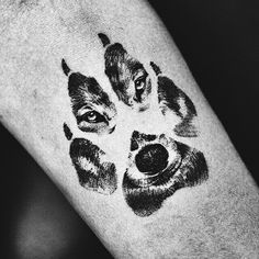 Tattoo wolf More