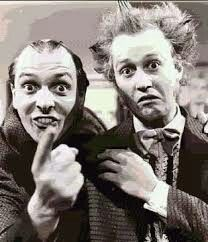 Rik and Ade Rik Mayall, Comedy Duos, Great Comedies, I Trusted You, Stunts, Comedians, Famous People, Brother, Harry Potter