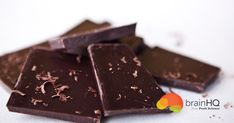 Superfood Fudge Pops - BrainHQ from Posit Science Brain Healthy Foods, Healthy Recipes, Fudge Pops, Superfood, Cocoa, Effort, Nutrition, Chocolate