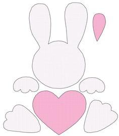 coelho coração