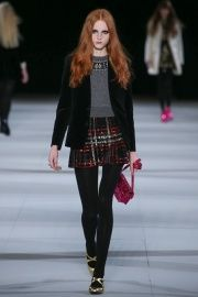 Saint Laurent Fall 2014 RTW - Review - Fashion Week - Runway, Fashion Shows and Collections - Vogue