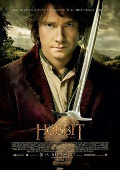 YOOHOO! copertine&cover&caratulas: Lo Hobbit - Un viaggio inaspettato (2012)