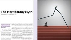 Meritocracy myth