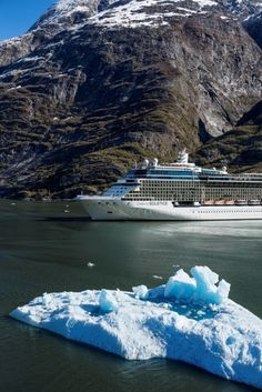 Celebrity Alaska Cruise Ports (Photo courtesy of Celebrity Cruises)