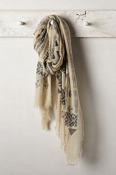Altamira Scarf l Anthropologie Head And Neck, Beige, Dress Me Up, Dress To Impress, What To Wear, Style Me, Anthropologie, Fashion Accessories, Style Inspiration