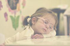 dormida- sleepy