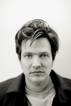 Thomas Vinterberg (b. 1969) - award winning Danish film director. Co-founded the Dogme 95 movement in filmmaking.