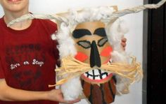 Forrás: Fb Carnival Masks, Diy Mask, Cool Stuff, Halloween, Masks, Cool Things, Spooky Halloween