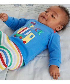 Mothercare Pijama 2Pk Tractor Azulón - Bebe Niño Inv.2014 - Moda infantil -  Mothercare ff9e117f3a9a