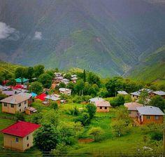 Ekrasar Highlands - Ramsar, Iran #irantravelingcenter #iranhotels #iranvisa