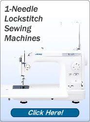 Juki Sewing Machines